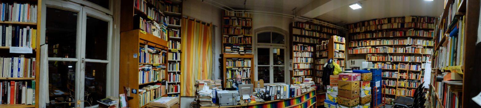 TTE-Bücherei in der Alten Feuerwache, Foto: Rolf Wessel