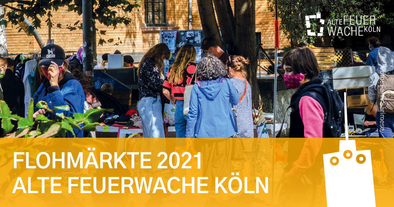 Köln Flohmarkt 2021