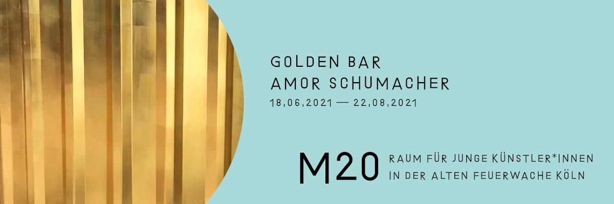 Amor Schumacher: Golden Bar